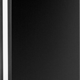 Внешние жесткие диски и SSD - Внешний жесткий диск USB 3.0 TOSHIBA Canvio Slim Aluminium 2TB (чёрный), 0