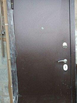 Входные двери - ДВЕРЬ ВХОДНАЯ б/у, 0