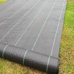 Укрывной материал и пленка - Почвоукрывной материал для посадки растений (Агроткань), 0