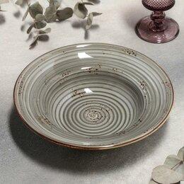 Одноразовая посуда - Тарелка для пасты 'Суприм', d25 см, 400 мл, 0