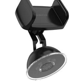 Держатели мобильных устройств - Держатель в авто BOROFONE BH4 Joydock черный, 0