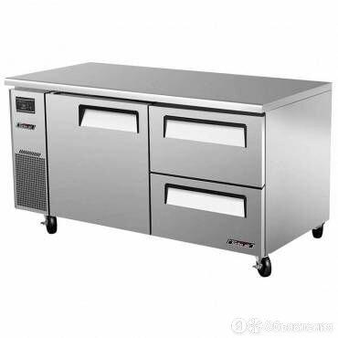 Turbo air Стол холодильный Turbo air KUR15-2D-2 700 мм по цене 222390₽ - Холодильные столы, фото 0