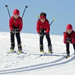 Спорт, красота и здоровье - Набор в лыжную секцию, 0