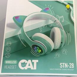 Компьютерная акустика - Наушники Cat STN, 0