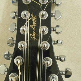 Акустические и классические гитары - 12стр Электроакустика Ручной Сборки Greg Bennett. Доставка, 0