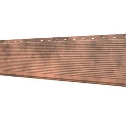 Стеновые панели - Линеарная потолочно-стеновая панель РИФЛЕНАЯ Сафари Светлый Printech Корея, 0
