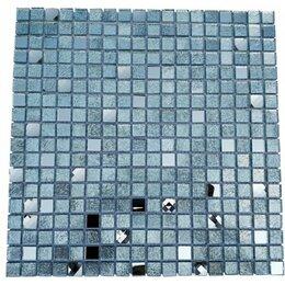 Мозаика - Мозаика Tessare 30,0х30,0х0,4см стекло микс зеркало-серебрянный шт(HS), 0