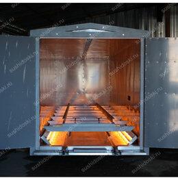 Производственно-техническое оборудование - Сушильная камера для древесины ПКИ-12, 0