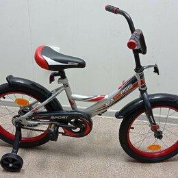 Велосипеды - Детский велосипед maxxpro sport 16 Россия, 0