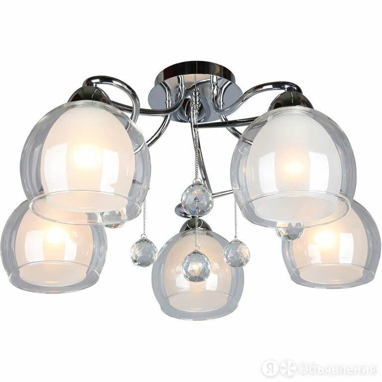 Потолочная люстра Omnilux Maluventu OML-54707-05 по цене 11320₽ - Люстры и потолочные светильники, фото 0