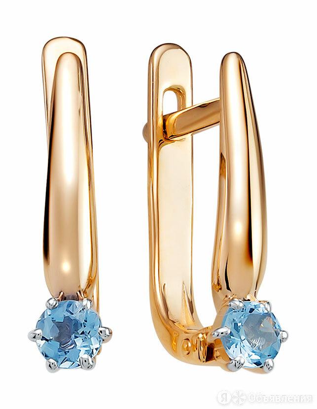 Серьги Vesna jewelry 2273-151-175-00 по цене 10780₽ - Серьги, фото 0