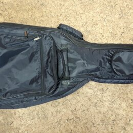 Аксессуары и комплектующие для гитар - Rockbag RB20509B чехол для акустической гитары дредноут/ пересыл, 0