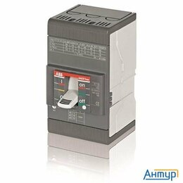 Концевые, позиционные и шарнирные выключатели - Abb 1sda066806r1 Выключатель автоматический Xt1b 160 Tmd 80-800 3p F F, 0