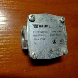 Промышленные насосы и фильтры - 10021070 фильтр газовый 1/2 watts, 0