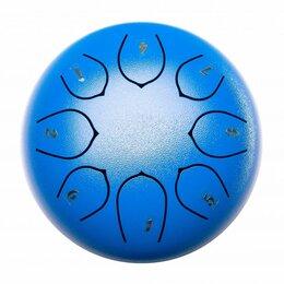Ударные установки и инструменты - Foix FTD-68C-BL Глюкофон, 15см, До мажор, синий, 0