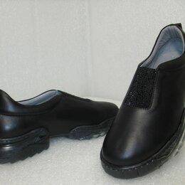Туфли - Туфли из натуральной кожи стильные комфортные, 0