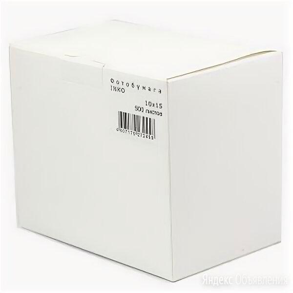 Глянцевая 4r (10,2x15,2) эконом. упак. 200 гр. 500л. по цене 550₽ - Бумага и пленка, фото 0