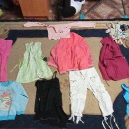 Комплекты - Пакет одежды для девочки от 3-7  лет пакетом 9 вещей, 0