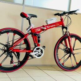 Велосипеды - Велосипед горный складная рама , 0