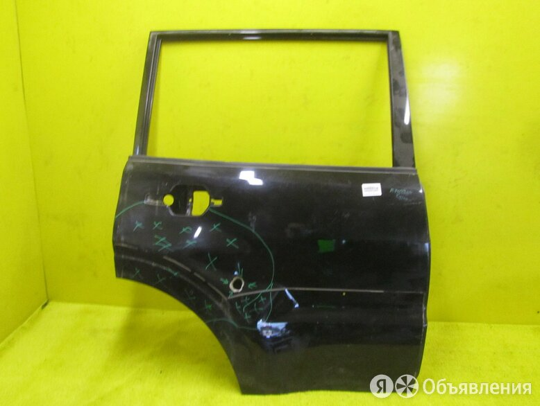 Дверь задняя правая Mitsubishi Pajero 4 (06-н.в.) 5730A730 по цене 3000₽ - Кузовные запчасти, фото 0