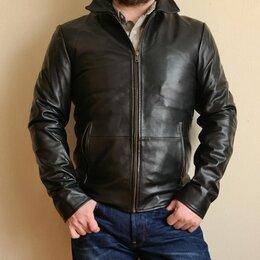 Куртки - Кожаная куртка SoulAge, 0