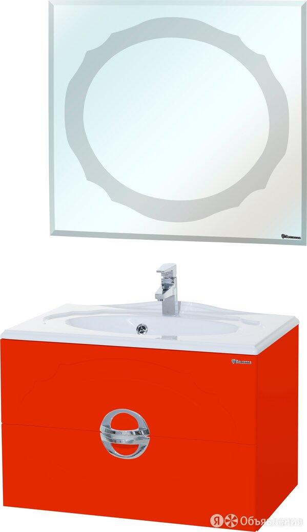 Мебель для ванной Bellezza Флоренция 90 красная по цене 23730₽ - Раковины, пьедесталы, фото 0