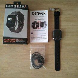 Умные часы и браслеты - Умные часы Denver-SW-164 Новые, 0