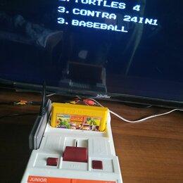 Ретро-консоли и электронные игры - Dendy, 0