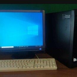 Настольные компьютеры - Офисный системный блок , g640 / ram 4gb / 120gb ssd, 0
