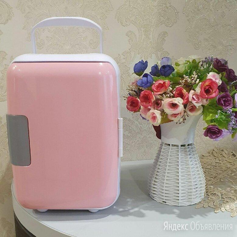 Переносной мини холодильник для косметики новый по цене 6000₽ - Косметички и бьюти-кейсы, фото 0