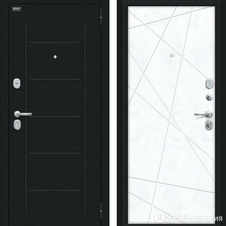 Входная дверь Граффити-5 Букле черное Snow Art по цене 17022₽ - Входные двери, фото 0