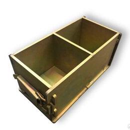Железобетонные изделия - Форма куб для бетона, 0