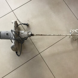 Миксеры - Миксер Интерскол КМ-60/1000Э, 0