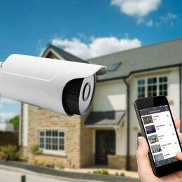 Камеры видеонаблюдения - Видео наблюдение на объектах, 0