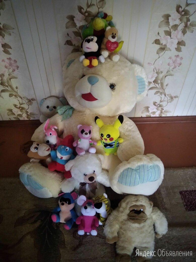 Детские игрушки по цене 1000₽ - Мягкие игрушки, фото 0