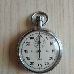 Другое - Советский секундомер, 0