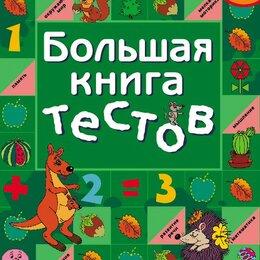 Электронные книги - Росмэн Большая книга тестов 4-5 лет (1кр.), 0