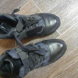 Ботинки - Ботинки демисезон. 34-35рр., 0