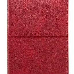 Чехлы - Чехол для RedMi 6 Pro книжка Rich Boss с магнитом красная, 0
