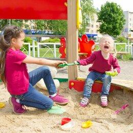 Прочие аксессуары - Кварцевый песок ЭКО для детских песочниц Сорт Р-97.8, 0