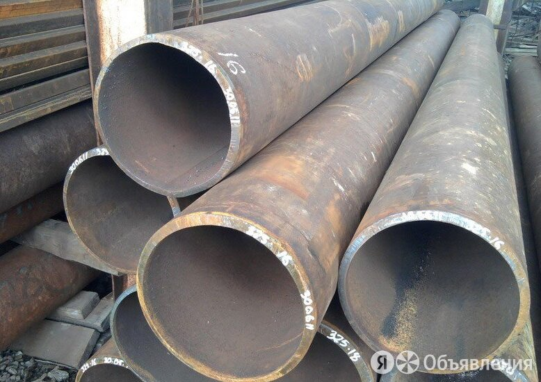 Труба бесшовная 103х6 мм ст. 35 ГОСТ 8732-78 по цене 49496₽ - Металлопрокат, фото 0
