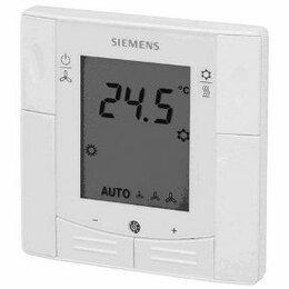 Аксессуары и запчасти - Комнатный термостат siemens для фанкойлов rdf510 управление, 0