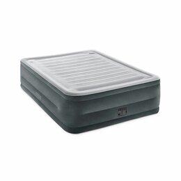 Надувная мебель - Надувная кровать essential rest airbed 152х203х46см, 0