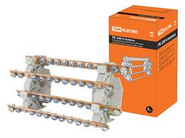 Перчатки для единоборств - Распределительный блок на DIN-рейку РБ-200 4П…, 0
