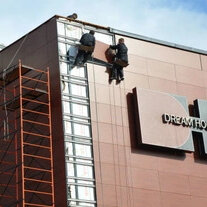 Строительные бригады - Монтажник навесных вентилируемых фасадов, 0