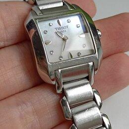 Наручные часы - Наручные часы tissot T02.1.285.74, 0