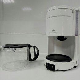 Кофеварки и кофемашины - Кофеварка Braun KF 47 , 0
