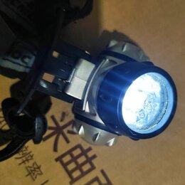 Фонари - Фонарь налобный Космос H19 LED 97676, 0