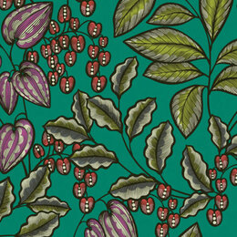 Обои - Обои AS Creation Floral Impression 37754-7 .53x10.05, 0