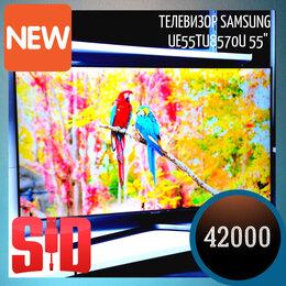 "Телевизоры - Телевизор Samsung UE55TU8570U 55"" (2020), 0"